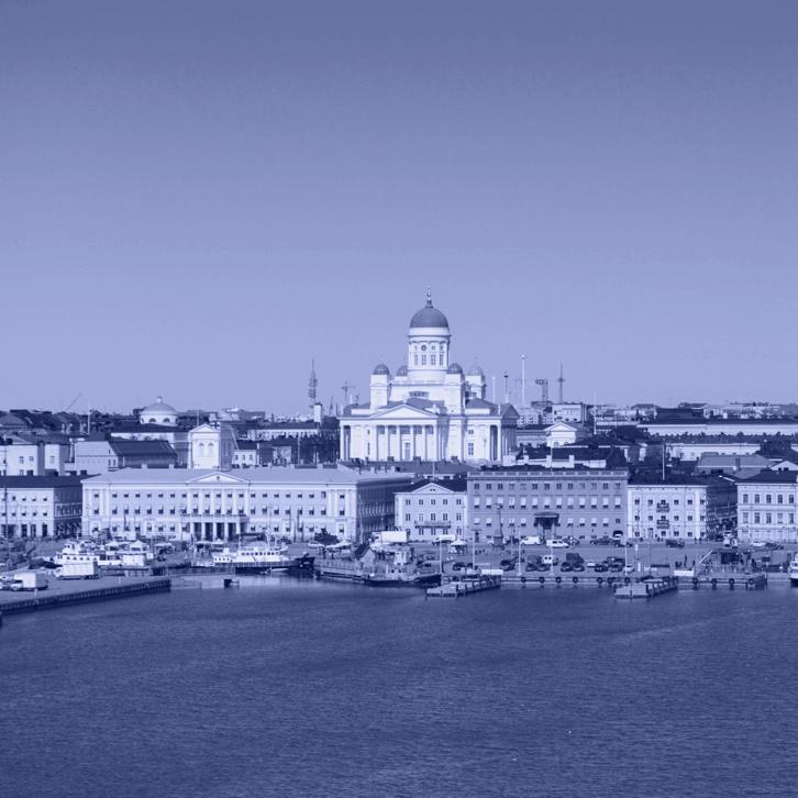 Hippa, Helsinki